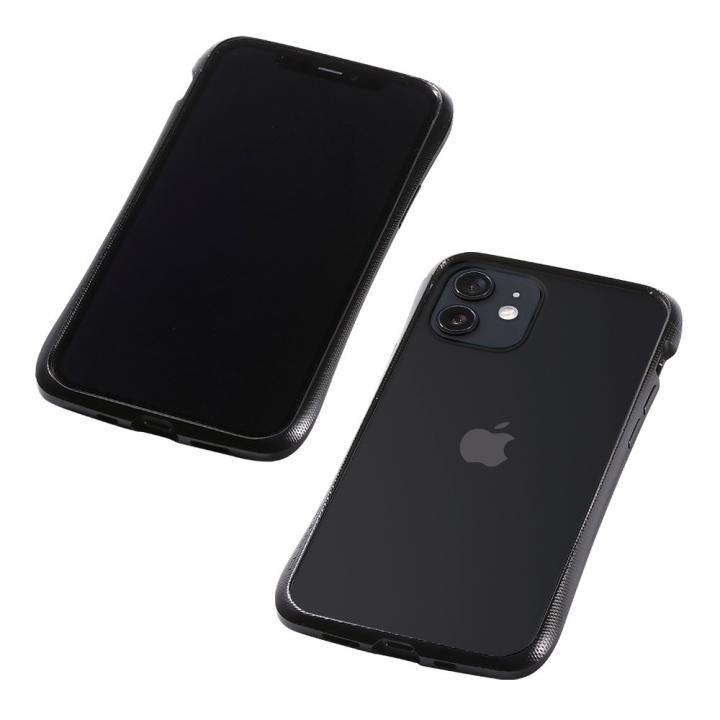 CLEAVE Aluminum Bumper ブラック iPhone 12 mini_0