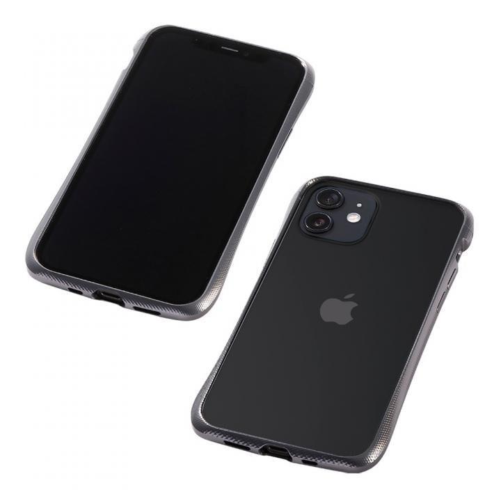 CLEAVE Aluminum Bumper グラファイト iPhone 12 mini_0