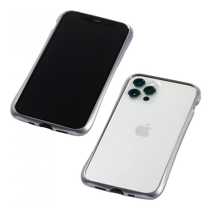 CLEAVE Aluminum Bumper シルバー iPhone 12/iPhone 12 Pro_0