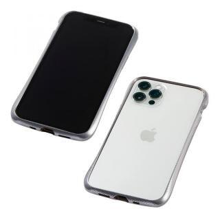 iPhone 12 / iPhone 12 Pro (6.1インチ) ケース CLEAVE Aluminum Bumper シルバー iPhone 12/iPhone 12 Pro