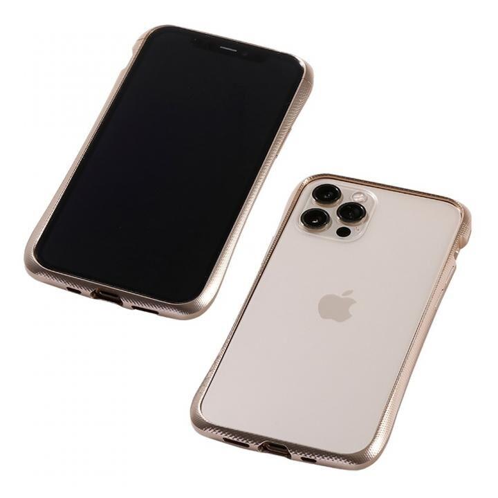 CLEAVE Aluminum Bumper ゴールド iPhone 12/iPhone 12 Pro【5月下旬】_0