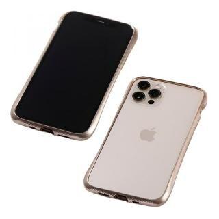 iPhone 12 / iPhone 12 Pro (6.1インチ) ケース CLEAVE Aluminum Bumper ゴールド iPhone 12/iPhone 12 Pro