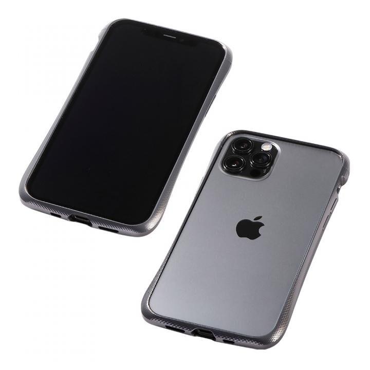 CLEAVE Aluminum Bumper グラファイト iPhone 12/iPhone 12 Pro【5月下旬】_0