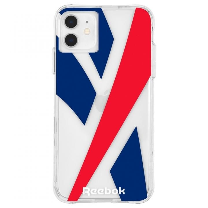 iPhone 11/XR ケース Reebok x Case-Mate Oversized Vector 2020 Clear iPhone 11/XR_0