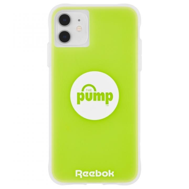 iPhone 11/XR ケース Reebok x Case-Mate pump 30th Anniversary iPhone 11/XR_0