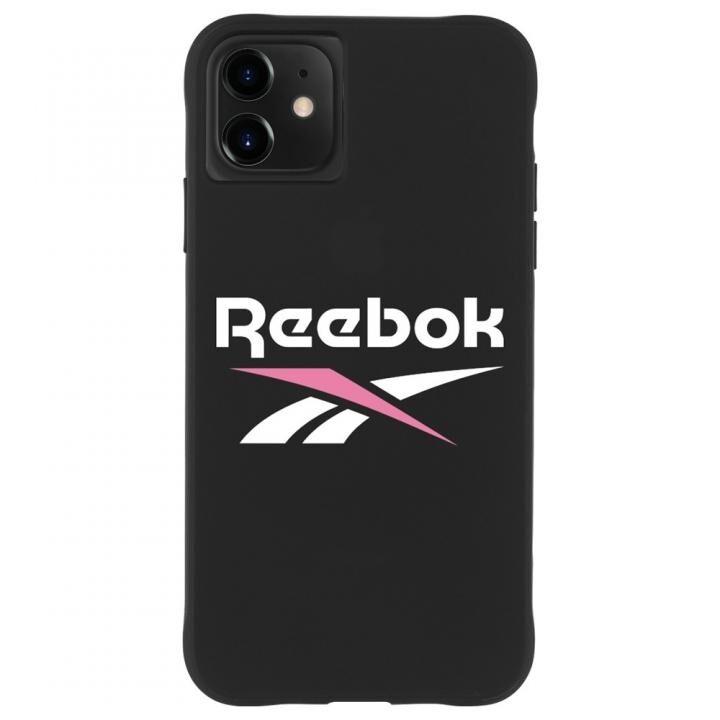 iPhone 11/XR ケース Reebok x Case-Mate Vector 2020 Matte Black iPhone 11/XR_0