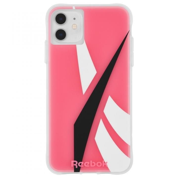 iPhone 11/XR ケース Reebok x Case-Mate Oversized Vector 2020 Pink  iPhone 11/XR_0