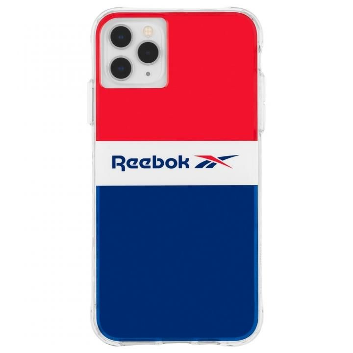 iPhone 11 Pro Max ケース Reebok x Case-Mate Color-block Vector 2020 iPhone 11 Pro Max/XS Max【4月上旬】_0