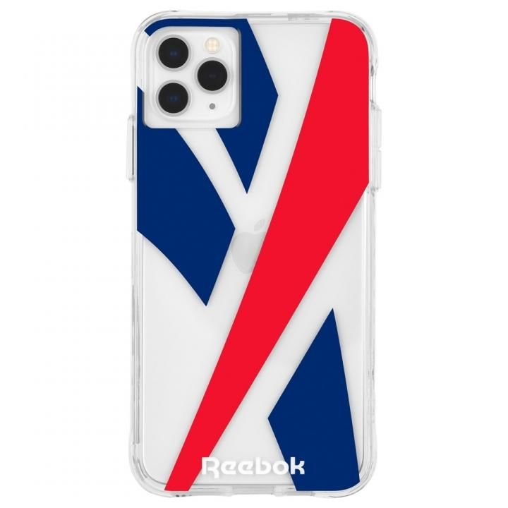 iPhone 11 Pro Max ケース Reebok x Case-Mate Oversized Vector 2020 Clear iPhone 11 Pro Max/XS Max_0