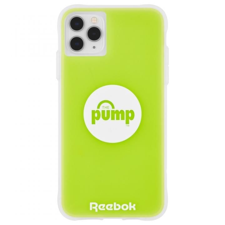 iPhone 11 Pro Max ケース Reebok x Case-Mate pump 30th Anniversary iPhone 11 Pro Max/XS Max【4月上旬】_0