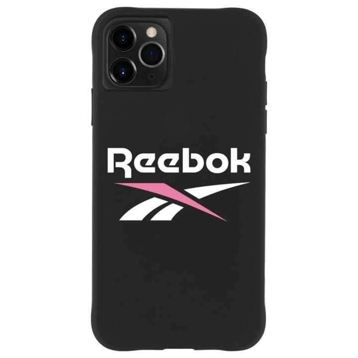 iPhone 11 Pro Max ケース Reebok x Case-Mate Vector 2020 Matte Black iPhone 11 Pro Max/XS Max_0
