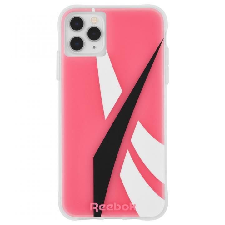 iPhone 11 Pro Max ケース Reebok x Case-Mate Oversized Vector 2020 Pink  iPhone 11 Pro Max/XS Max【3月上旬】_0