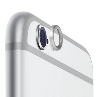 カメラレンズを保護 truffol Metal Lens Guard シルバー iPhone 6