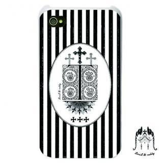 [4周年特価]Savoy iPhone SE/5s/5 Bonbon stripe T
