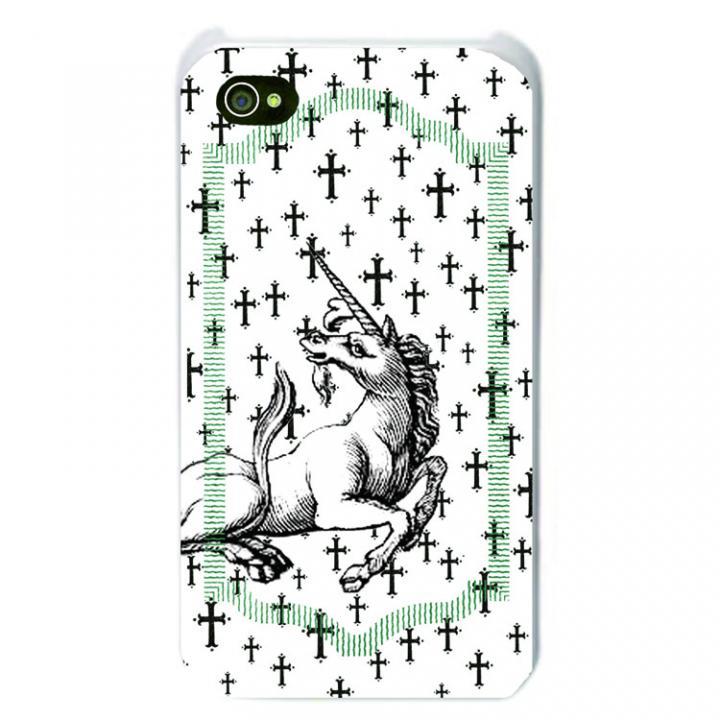 iPhone SE/5s/5 ケース Savoy iPhone SE/5s/5 Bijou cross Unicorn_0