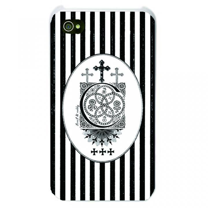 iPhone SE/5s/5 ケース Savoy iPhone SE/5s/5 Bonbon stripe C_0