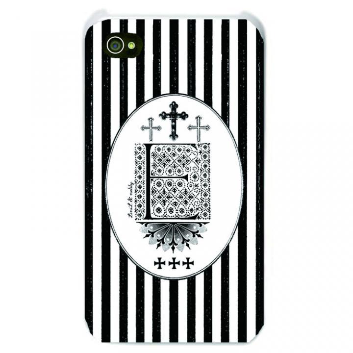 iPhone SE/5s/5 ケース Savoy iPhone SE/5s/5 Bonbon stripe E_0