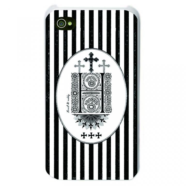 iPhone SE/5s/5 ケース Savoy iPhone SE/5s/5 Bonbon stripe H_0