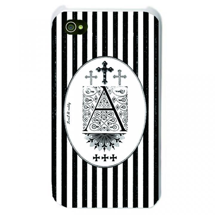 iPhone SE/5s/5 ケース Savoy iPhone SE/5s/5 Bonbon stripe A_0