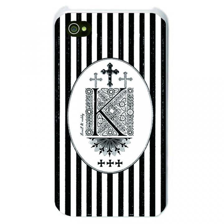 iPhone SE/5s/5 ケース Savoy iPhone SE/5s/5 Bonbon stripe K_0
