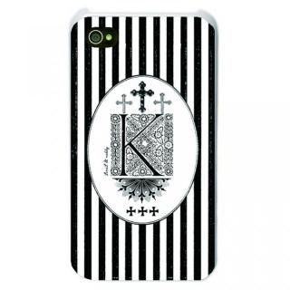 [学園祭特価]Savoy iPhone SE/5s/5 Bonbon stripe K