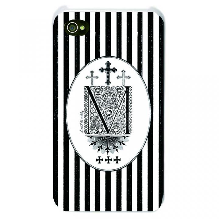 iPhone SE/5s/5 ケース Savoy iPhone SE/5s/5 Bonbon stripe M_0