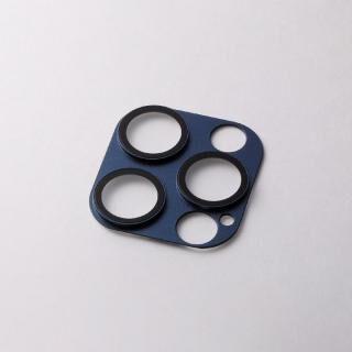 iPhone 12 / iPhone 12 Pro (6.1インチ) ケース Hybrid Camera Lens Cover カメラレンズ保護 ネイビー iPhone 12 Pro