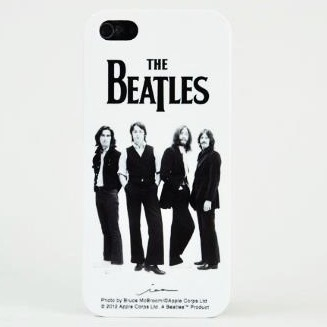 【iPhone SE/5s/5ケース】iPhone5ケ-ス_THE BEATLES 1969(LET IT BE)_0
