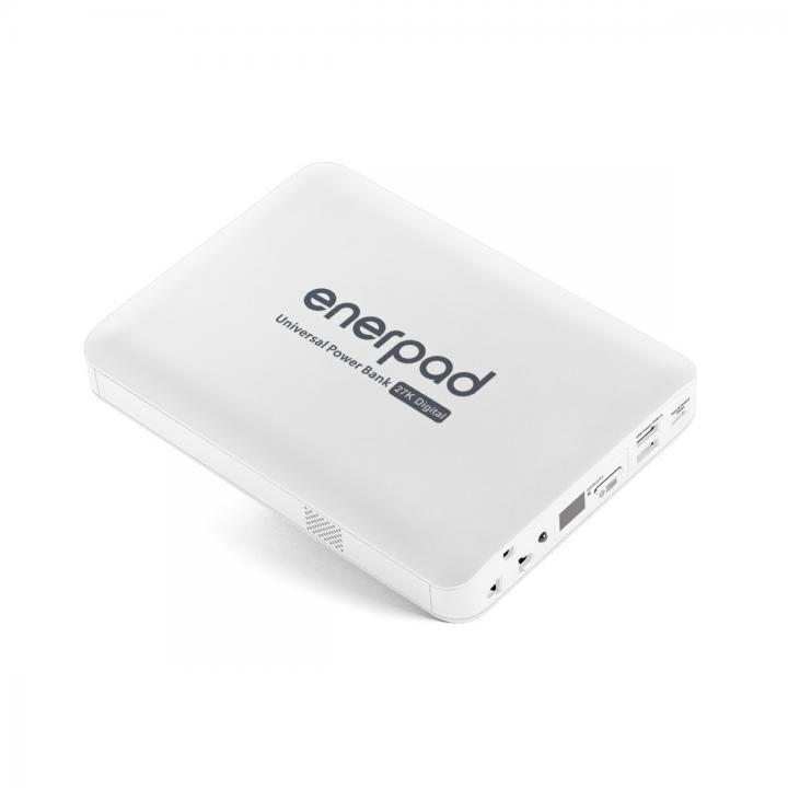ACポート搭載 26,800mAhモバイルバッテリーAC-27KS ホワイト_0