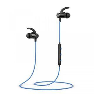 Anker SoundBuds Slim Bluetoothイヤホン IPX5 ブルー