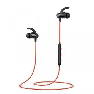 Anker SoundBuds Slim Bluetoothイヤホン IPX5 レッド