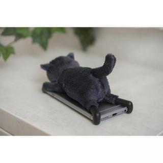 【iPhone6ケース】ぬいぐるみケース CHATTY 2 チャコール iPhone 6s/6_2