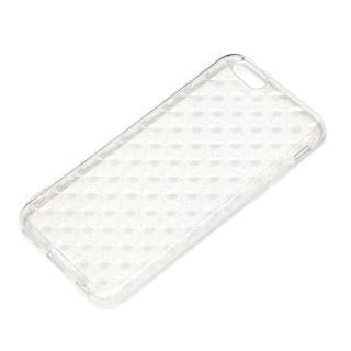 【iPhone6s/6ケース】TPUダイヤカットケース ダイヤクリアラメ iPhone 6s/6
