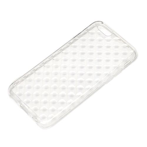 TPUダイヤカットケース ダイヤクリア iPhone 6s/6