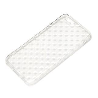【iPhone6s/6ケース】TPUダイヤカットケース ダイヤクリア iPhone 6s/6