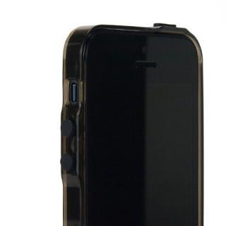 【iPhone SE/5s/5ケース】極薄1mm、透明度の高いiPhone SE/5s/5バンパー『Flat Fit Band  iPhone 5』_1