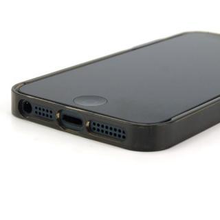 【iPhone SE/5s/5ケース】極薄1mm、透明度の高いiPhone SE/5s/5バンパー『Flat Fit Band  iPhone 5』_2