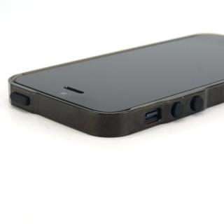 【iPhone SE/5s/5ケース】極薄1mm、透明度の高いiPhone SE/5s/5バンパー『Flat Fit Band  iPhone 5』_3