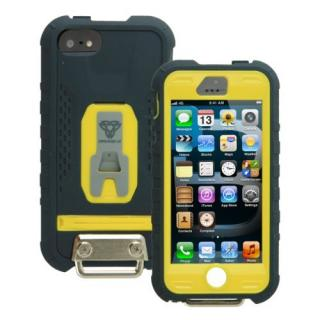 Fullprotection Rugged case  iPhone5(イエロー×ネイビー)