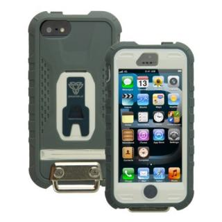 Fullprotection Rugged case  iPhone5(ホワイト×グレー)