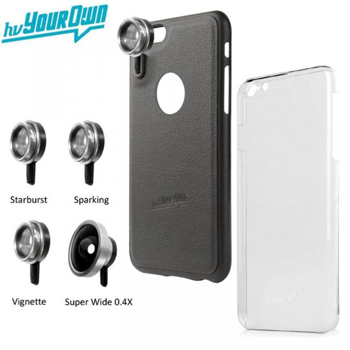 iPhone6s Plus/6 Plus ケース レンズ装着ケース GoLensOn パーティパック スティールブラック iPhone 6s Plus/6 Plus_0