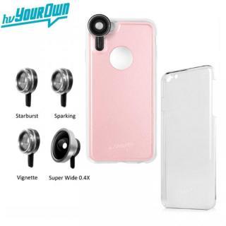 レンズ装着ケース GoLensOn パーティパック ローズピンク iPhone 6s Plus/6 Plus