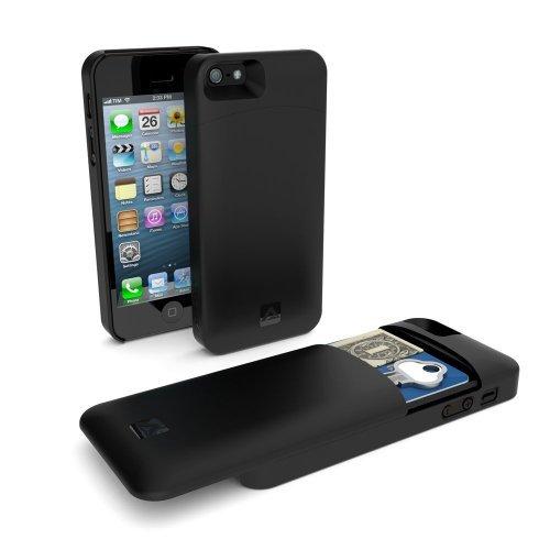 iPhone SE/5s/5 ケース Holda  iPhone5(ブラック)_0