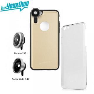 レンズ装着ケース GoLensOn プレミアムパック シャンパンゴールド iPhone 6s Plus/6 Plus