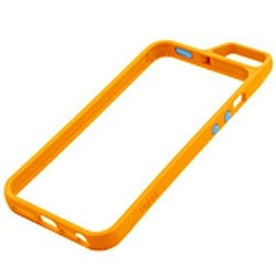 【iPhone SE/5s/5ケース】Totsu iPhone SE/5s/5 バンパー イエロー_0