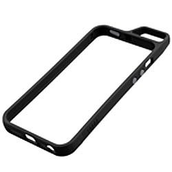 iPhone SE/5s/5 ケース Totsu iPhone SE/5s/5 バンパー ブラック_0