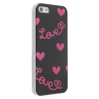 iPhone SE/5s/5 ケース iPhone5 Pop Heart Black
