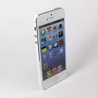 【iPhone SE/5s/5ケース】SPDeCO iPhone5 サイドシール/ホワイト