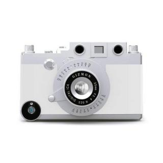 【その他のiPhone/iPodケース】GIZMON iCA iPhone4s/4 ホワイト