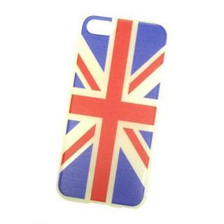 iPhone SE/5s/5 ケース 蓄光iPhone5ケース ユニオンジャック